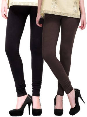NE Women's Black, Black Leggings
