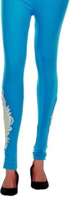 Ishani Collections Women,s Light Blue Leggings