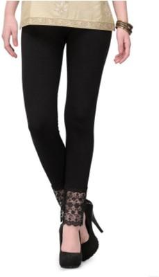 Pose Women,s Black Leggings