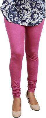Shahfali Women's Purple Leggings