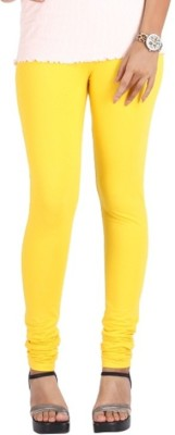 CP Bigbasket Women's Yellow Leggings