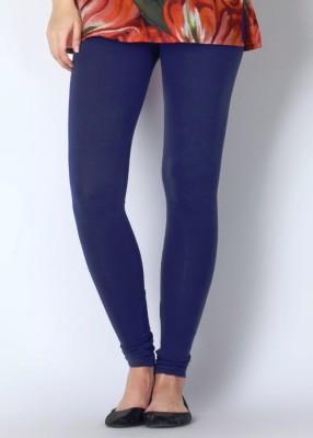Sudharaj Women's Blue Leggings