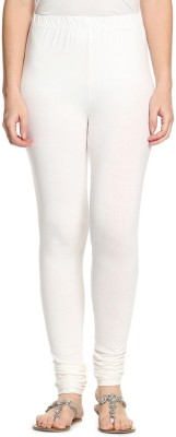 PF Colors Women's White Leggings