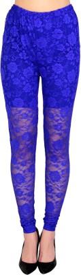 Simrit Women's Blue Leggings
