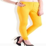 Ace Women's Yellow Leggings