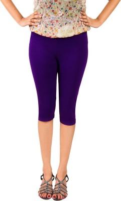Berries Women's Purple Leggings