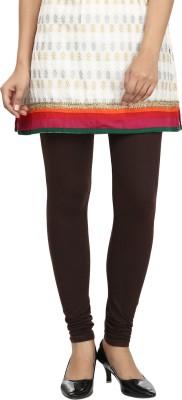 Vastra Buzz Women's Brown Leggings