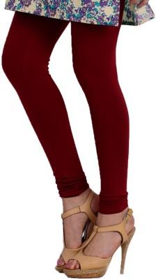 Dixcy Scott Women's Maroon Leggings