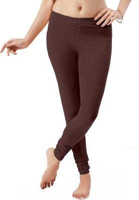 Ziwa Women's Brown Leggings