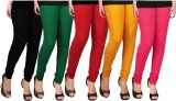 WCTrends Women's Black, Green, Red, Yell...