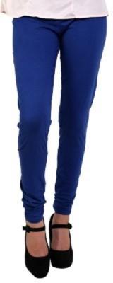 Prmesabh Women's Light Blue Leggings
