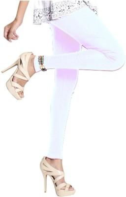 Notyet By Us Women's White Leggings