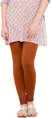 PF Colors Women's Brown Leggings