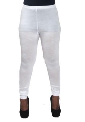 oakland fashion Women's White Leggings