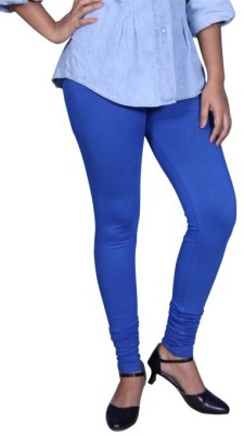 Unicraft Women's Blue Leggings