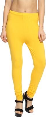 Royal Choice Women's Yellow Leggings