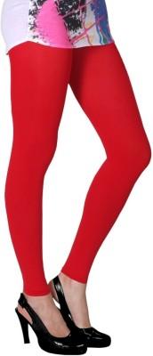 Slassy Women's Red Leggings