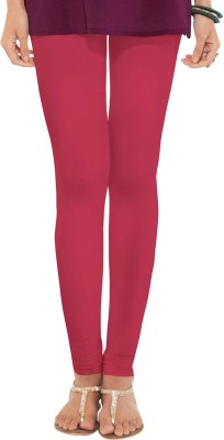 Womens Cottage Women's Pink Leggings