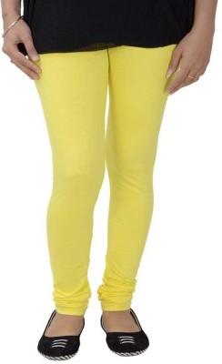 Fashioncrush Women's Yellow Leggings