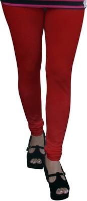 BikeNwear Women's Red Leggings