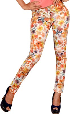 Vogue4all Women's Multicolor Jeggings