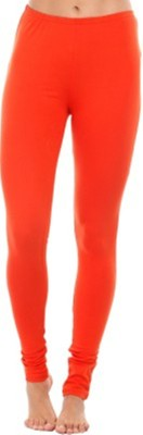 Hirshita Leggingss Women's Orange Leggings