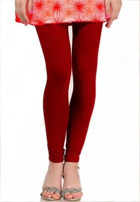 A5 Fashion Women's Red Leggings