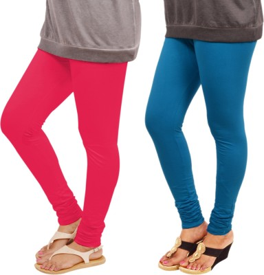 Leggings World Women's Pink, Dark Blue Leggings
