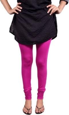 Saanvee Women's Pink Leggings