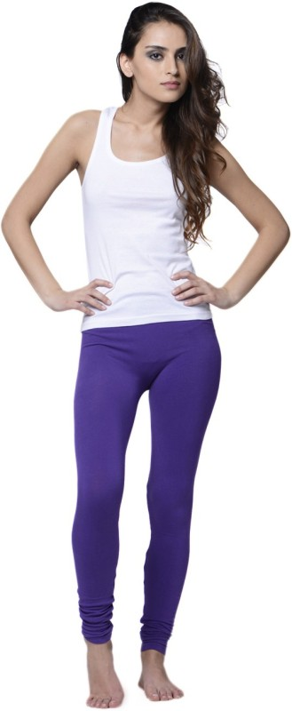MDR Women's Purple Leggings