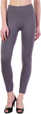 Wake Up Competition Women's Grey Leggings