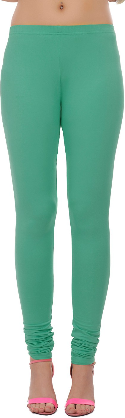 Sonari Womens Light Green Leggings