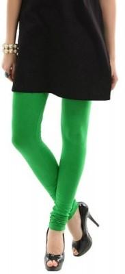 Style Eva Women's Green Leggings