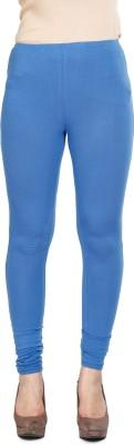 Mustard Women's Light Blue Leggings