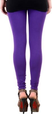 Mynte Women's Purple Leggings