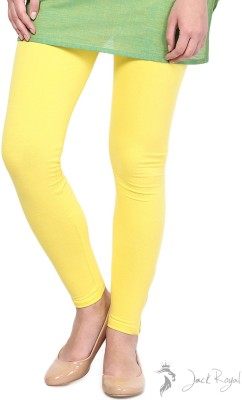 Jack Royal Women's Yellow Leggings