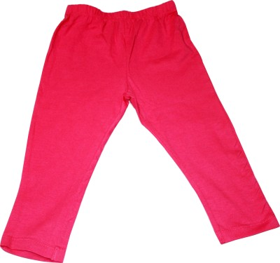 Bisbasta Girl's Pink Leggings