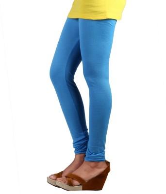 M|S Women's Blue Leggings