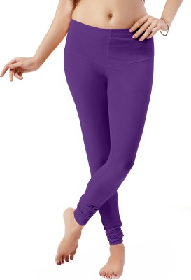 Ziwa Women's Purple Leggings