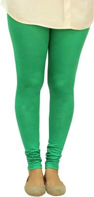 Shahfali Women's Green Leggings
