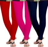 Sanriya Women's Multicolor Leggings (Pac...