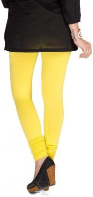 RITA K LIFESTYLE Women's Yellow Leggings
