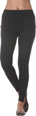 Delizia Women's Black Leggings