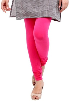 Sampoorna Collection Women's Pink Leggings