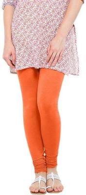 Jepp Women's Orange Leggings
