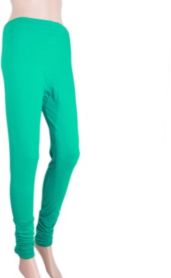 VR Designers Women's Green Leggings
