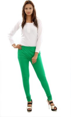 Mountain Colours Women's Green Leggings