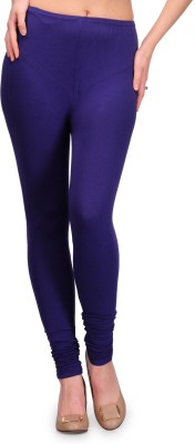 Fashion Cult Women's Blue Leggings