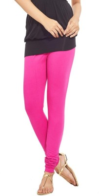 NEW TRENDS Women's Pink Leggings