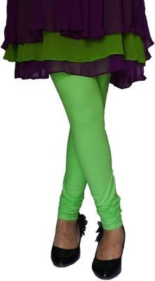 Shapes Women's Light Green Leggings